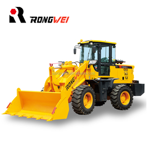 Heavy duty loader machine 2.5 ton mini wheel loader price list