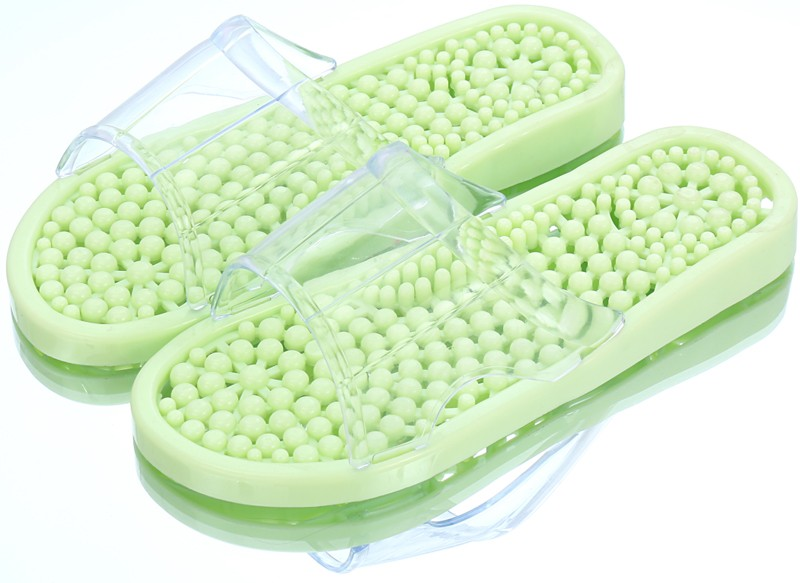 Beixiduo Jelly pool slide sandals transparent plastic massage slippers