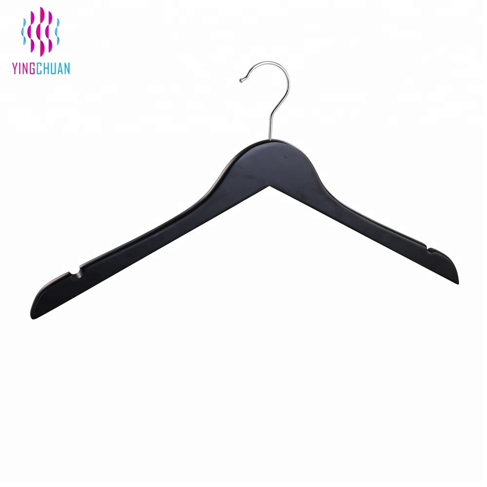 Wholesale Cheap Black Wooden Hanger Buy Black Wooden Hangercheap Wooden Hangerswholesale Wooden Hangers Product On Alibabacom