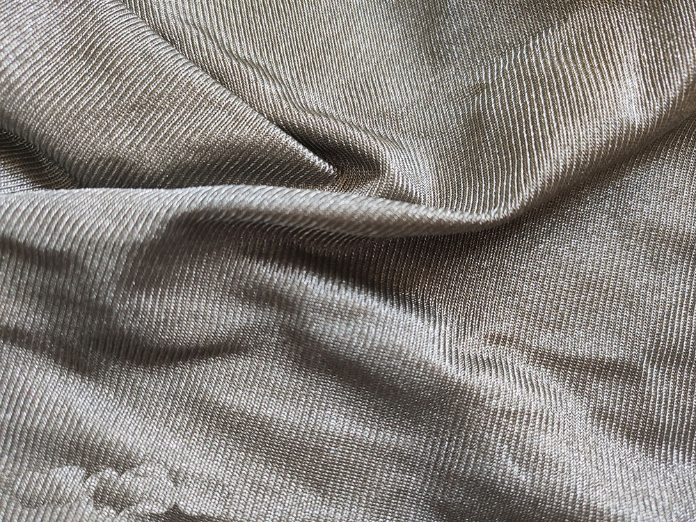 100% silver Anti Radiation Shielding conductive fabric