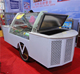 Hot Sale Used In Food Cart /Trailer/Truck Soft Ice Cream Freezer