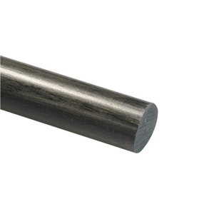 OEM carbon composite/solid carbon stick/ Pultrused epoxy carbon fiber rod