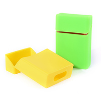 Wholesale Cheap Silicone Rubber Cigarette Box Case