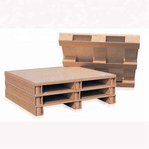 Euro Standard honeycomb cargo paper pallet price