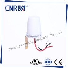Small Outdoor Street Light Control Switch Adjustable ldr photo photocell sensor (ASC Series)