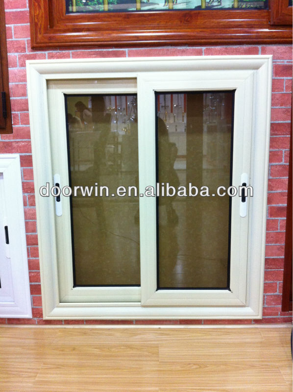 Aluminum Windows with Frame for Africa Market