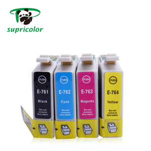 Compatible T0761 T0762 T0763 T0764 ink cartridge for Epson ME2 ME200 C58 CX2800