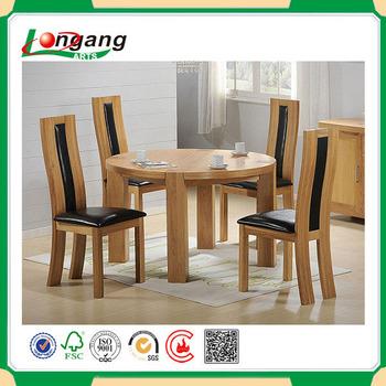 Table A Manger En Bois Massif Et Chaise Table A Manger Rustique En