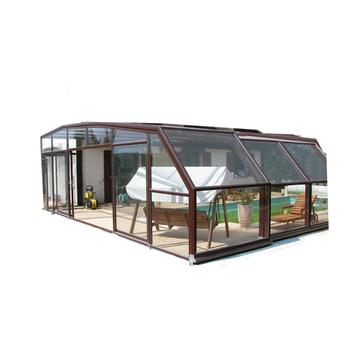 Proveedores De China 2018 Nuevo Diseño De Aluminio Invernadero Jardín Terraza Acristalada Buy Sala De Sol Aluminio Sala De Sol Nuevo Diseño Terraza