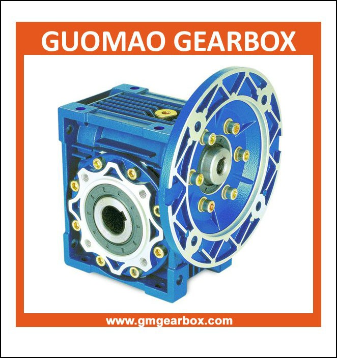 worm gear speed reducer (NMRV series with square output )