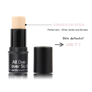 Concealer Stick Face Foundation Pen Make Up Smooth Contour Waterproof Concealer