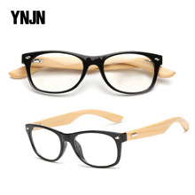 cbbe8d68721 Add to Favorites · 2018 stylish new design hot sale custom logo wholesale  clear lens bamboo reading glasses