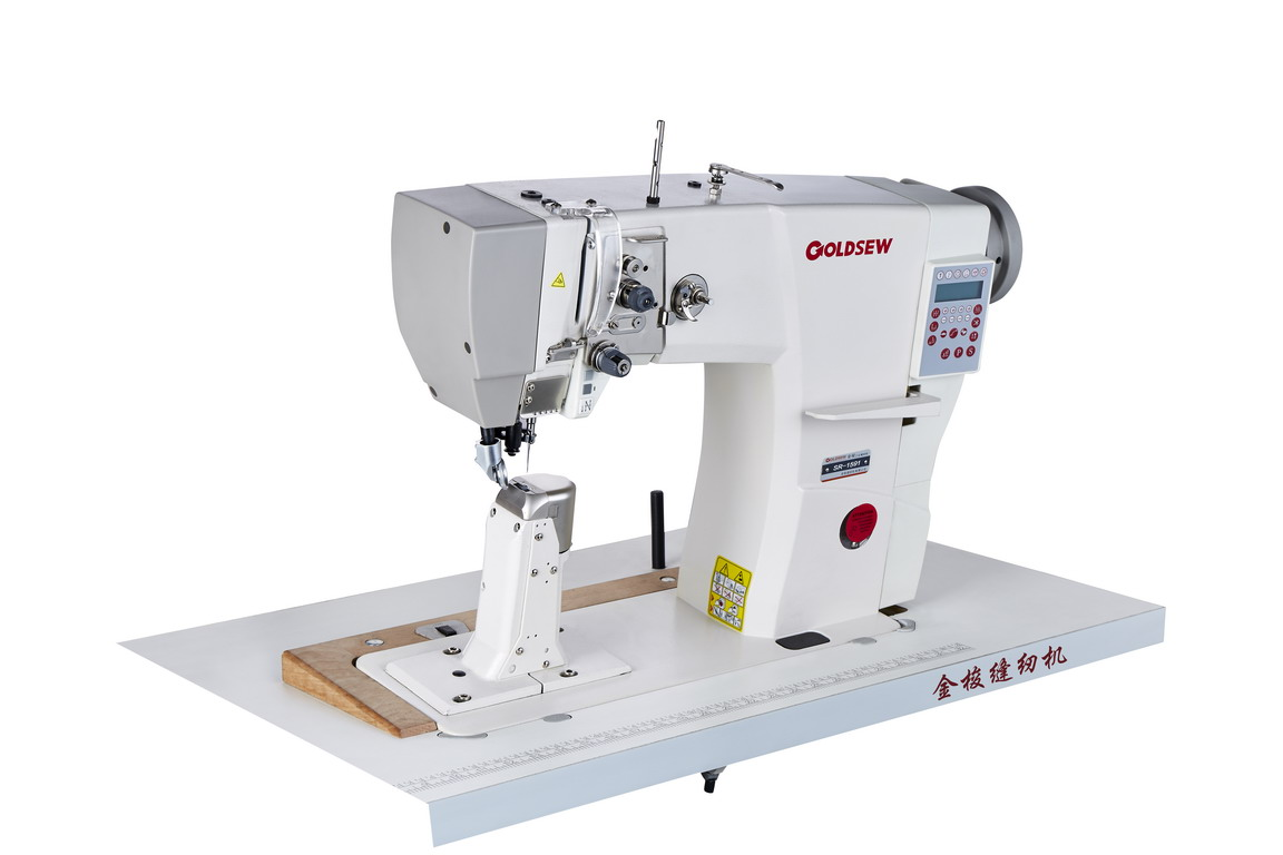 China high speed durable heavy duty shoe sewing machine
