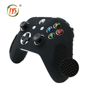 Soft Anti-slip Silicone Controller Cover Skins Thumb Grips Caps Protective  Case for Microsoft Xbox One S Controller