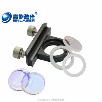 Focus length 20mm focus lens for CO2 laser cutting machine