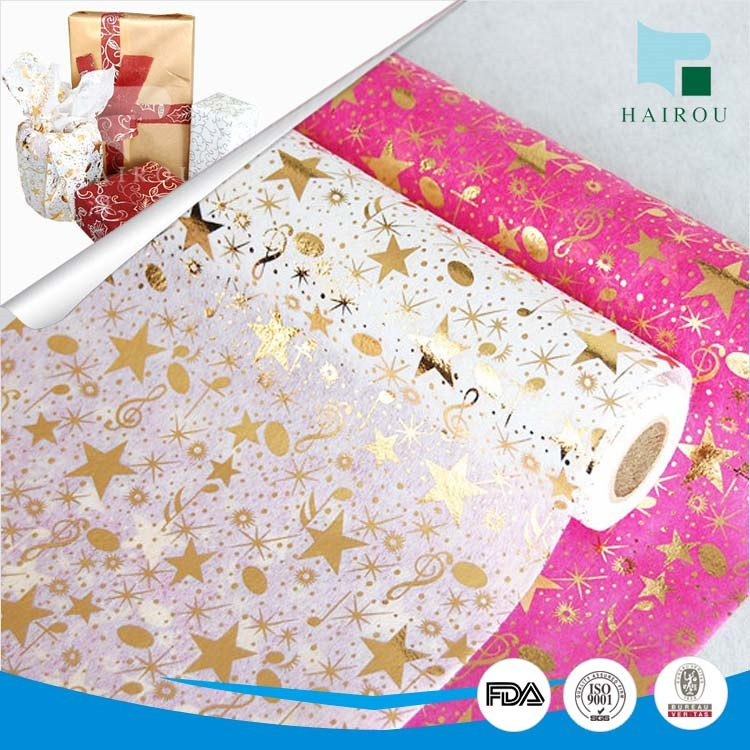 non woven tissue paper wrapping
