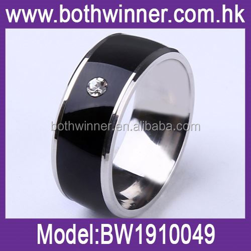 Tungsten carbon diamond rings ,H0T137 low cost smart ring for sale