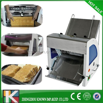 Bakery Equipment Bread Machines Electric Burger Slicer Cutter