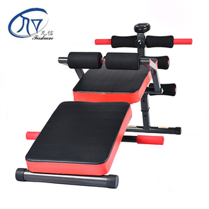 Portable Folding Home Gym Equipment Excel Exercise Weight Commercial Sit Up  Bench