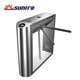 Full Automatic DC Brushless Rfid scanner tripod barrier turnstile gate