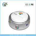 Custom plastic talking box with music sound box for promotional gifts