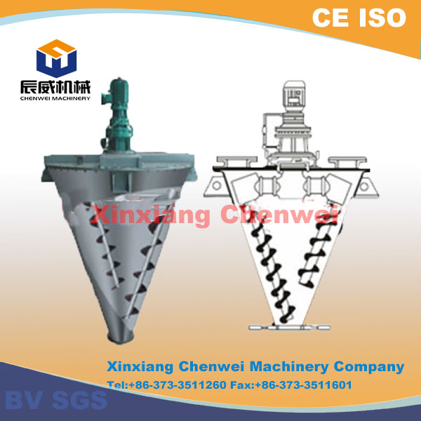 Good Performance and High Quality stainless steel refractory mixers