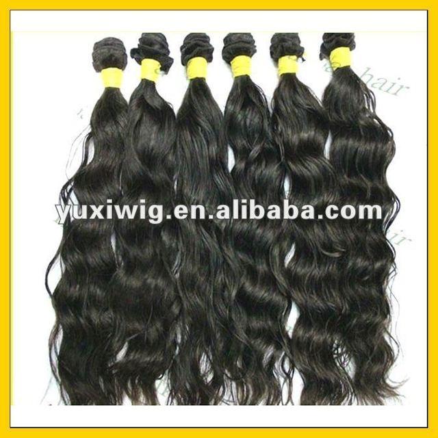 AAAA grade no-processed peruvian human hair