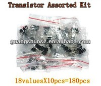 Transistor Assorted Kit A92 Integrated Circuits Original and New IC