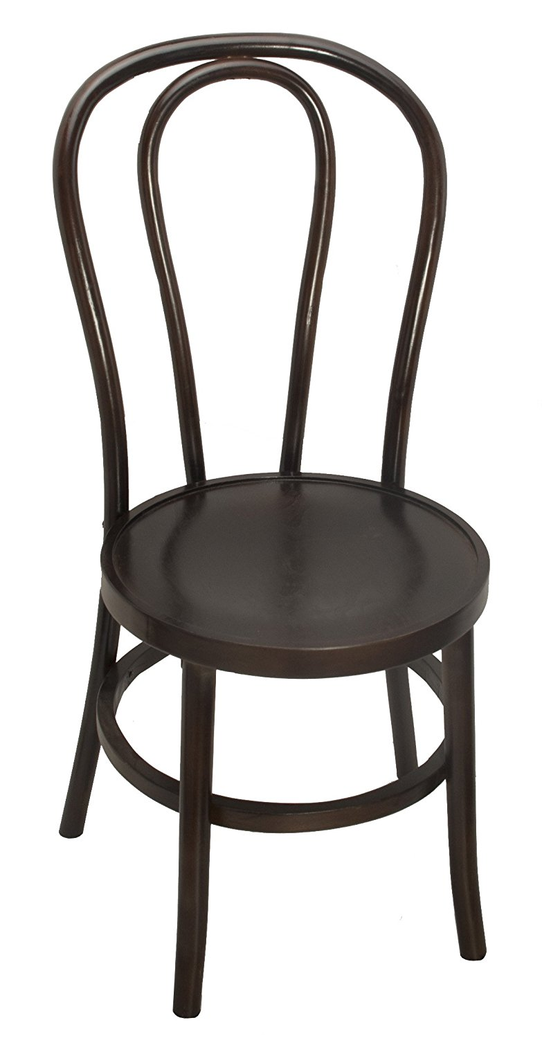 Get Quotations · Stackable Bentwood Chair