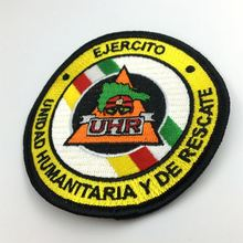 Custom embroidered patches no minimum