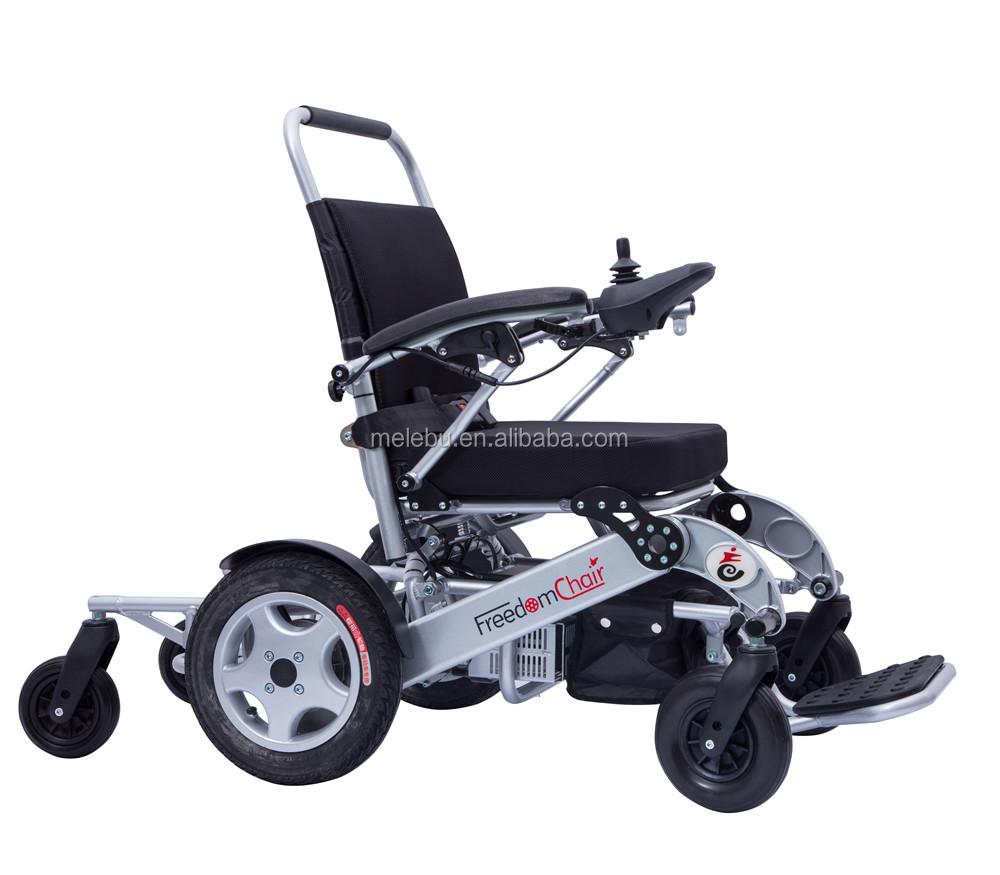 sedia a rotelle elettrica automatica con motore brushless