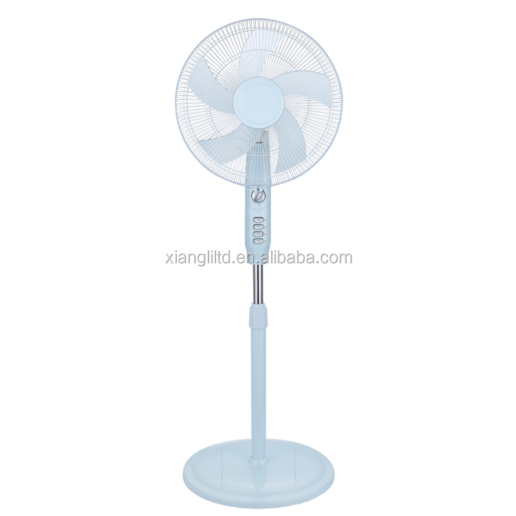 Stand Oscillating Speeds Adjustable Floor Fans