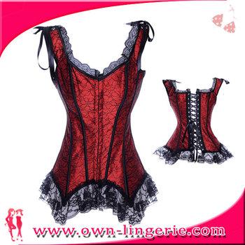 fashion gothic sexy corset costume in women shaper  buy