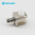 TOPCENT cabinet bathroom floating adjustable glass wall mounted shelf support holder clamp clips