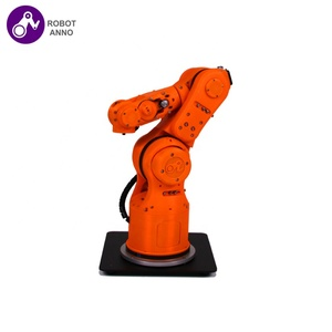 Camera Human Robotic Monitor Mini Industrial Robot Arm For Education