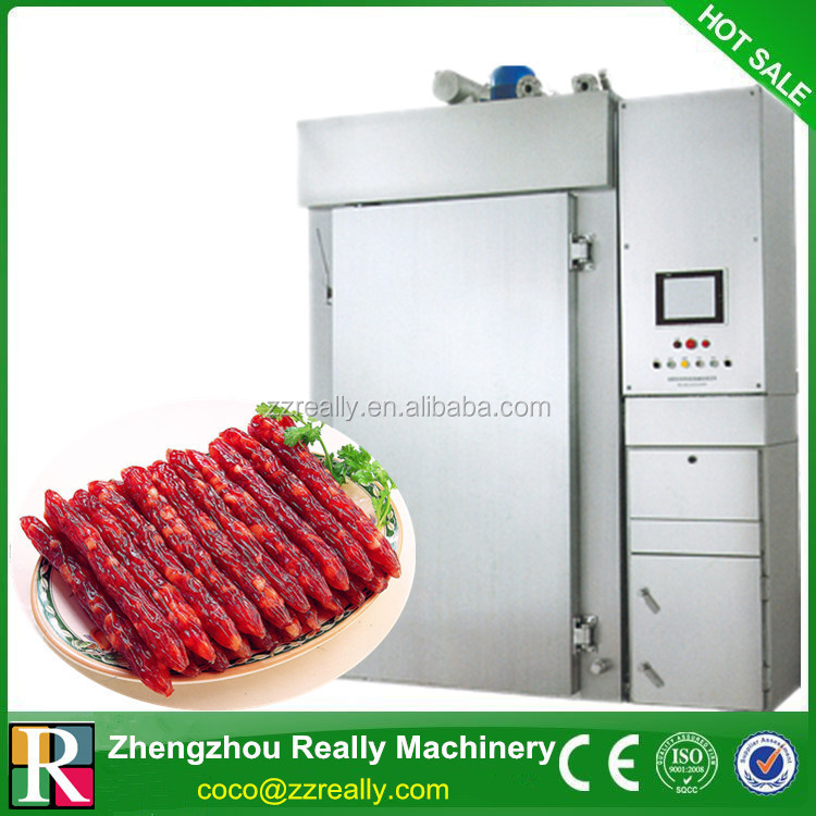 Hot selling Smokehouse Oven for smoking sausage/fish/chicken/beef