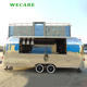 China factory concession bbq churros food trailer airstream trailer
