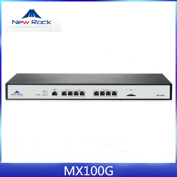 New Rock MX100G SIP-ISDN Goip 96 Port GSM Gateway