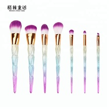 Customized Eye Shadow Make Up Brush Set, Blusher Brush Make Up Set