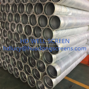 Dss 2205 Borewell Sand Pipe Casing Filter For Water Rig Manufacturer Product On