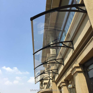 Outdoor Unit Protector Polycarbonate Door Canopy Windown Awning