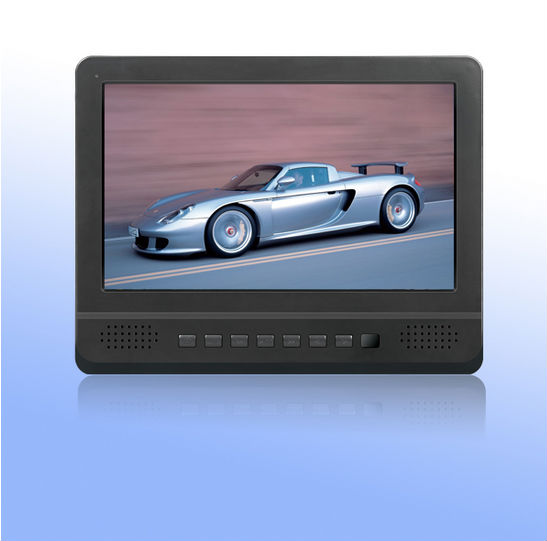 2014 hot sale 7inch LED color portable mini TV -788A