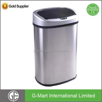 Abfalleimer 13 Gallonen Küche Garage Abfallbehälter Kommerziellen ...