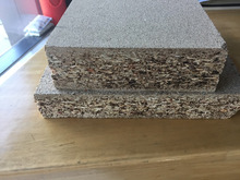38 - 44mm pre-laminated palin particle board for sale