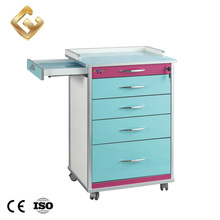 Best selling hospital dental furniture wholesales dental trolley cabinets