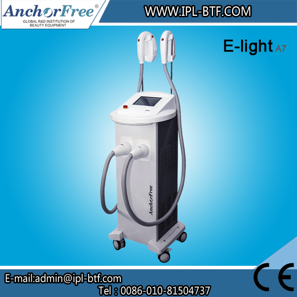 Gold Supplier China Elight Hair Removal Skin Rejuvenation IPL Equipment CE
