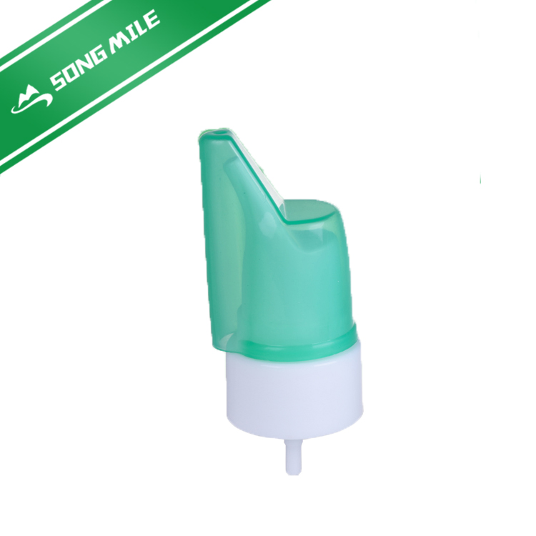 China Customized SGS Certificated Plastic Nasal Sprayer