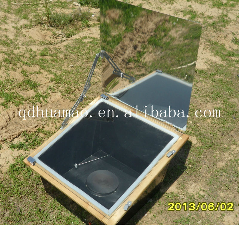 China Folding Portable Camping Solar Cooker Oven
