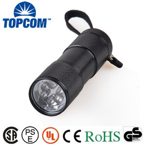 Best 12 or 6 LED Infrared Flashlight Torch 850nm Ir Flashlight