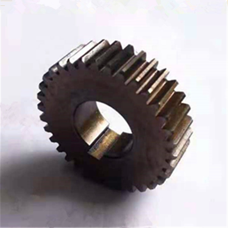 2018 newest product small cast iron nylon differential 8/25 tooth ring spur <strong>gear</strong>